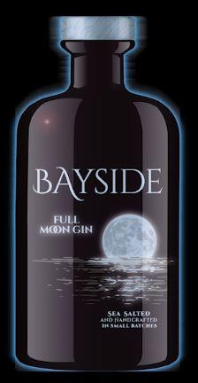 BAYSIDE FULL MOON LUMINOUS GIN Einzelflasche